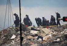 صورة ارتفاع ضحايا مبنى فلوريدا المنكوب إلى 79 قتيلا و61 في عداد المفقودين