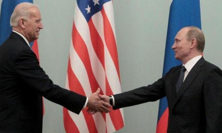صورة البيت الأبيض يرفض عقد مؤتمر صحفي مشترك بين بايدن وبوتين بسبب «ترامب»