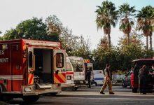 صورة رجل اطفاء يقتل زميله ويصيب الأخر ثم ينتحر في لوس أنجلوس