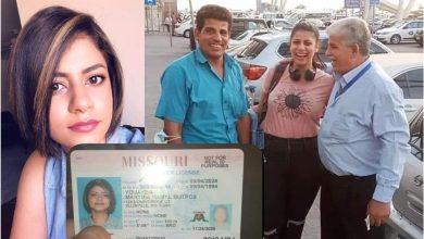 صورة بالصور.. تفاصيل مصرع شابة مقيمة بأمريكا قبل وصولها لزيارة أهلها في مصر