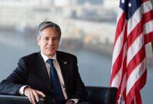 صورة وزير الخارجية الأمريكي : سنرفع علم المثليين على مبنى الوزارة والسفارات