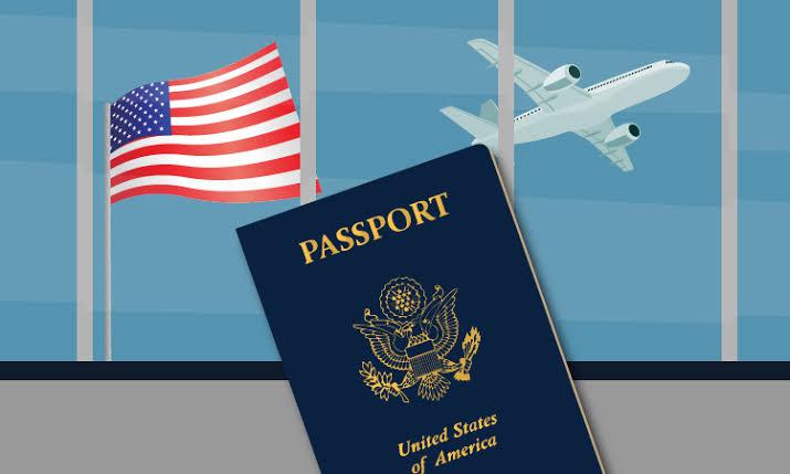 صورة تنبيه هام من الخارجية الأمريكية لحاملي جوازات السفر المنتهية
