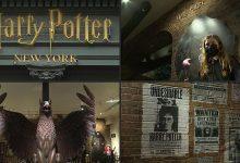 صورة بالفيديو.. افتتاح متجر ضخم في نيويورك مخصص لعالم هاري بوتر