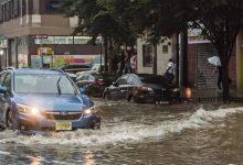 صورة بالفيديو والصور.. العاصفة إلسا تغرق شوارع نيويورك ومحطات المترو