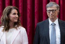 صورة بيل جيتس وزوجته يحصلان على الطلاق رسميًا