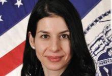 صورة للمرة الأولى.. تعيين سيدة من أصل عربي ضمن قيادة شرطة برونكس في نيويورك