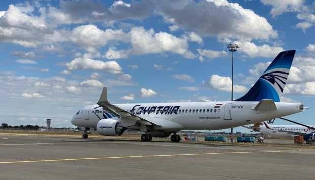 صورة تفاصيل هبوط رحلة مصر للطيران المتجهة من نيويورك للقاهرة اضطراريًا أمس الثلاثاء