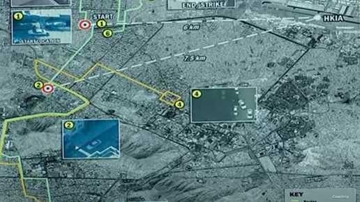 صورة الجيش الأمريكي يعترف بارتكاب خطأ فادح في كابول ووزير الدفاع يعتذر