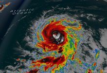 صورة الإعصار «لاري» يشتد في المحيط الأطلسي.. وهذه تأثيراته المتوقعة على الولايات المتحدة