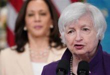 صورة وزيرة الخزانة الأمريكية تحذر من استمرار أزمة سقف الدين العام الأمريكي