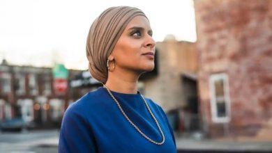 صورة دعوات لدعم المرشحة المصرية رنا عبد الحميد في انتخابات الدائرة 12 للكونجرس في نيويورك