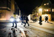 صورة رجل يقتل عددا من الأشخاص بهجمات بالقوس والسهام في النرويج